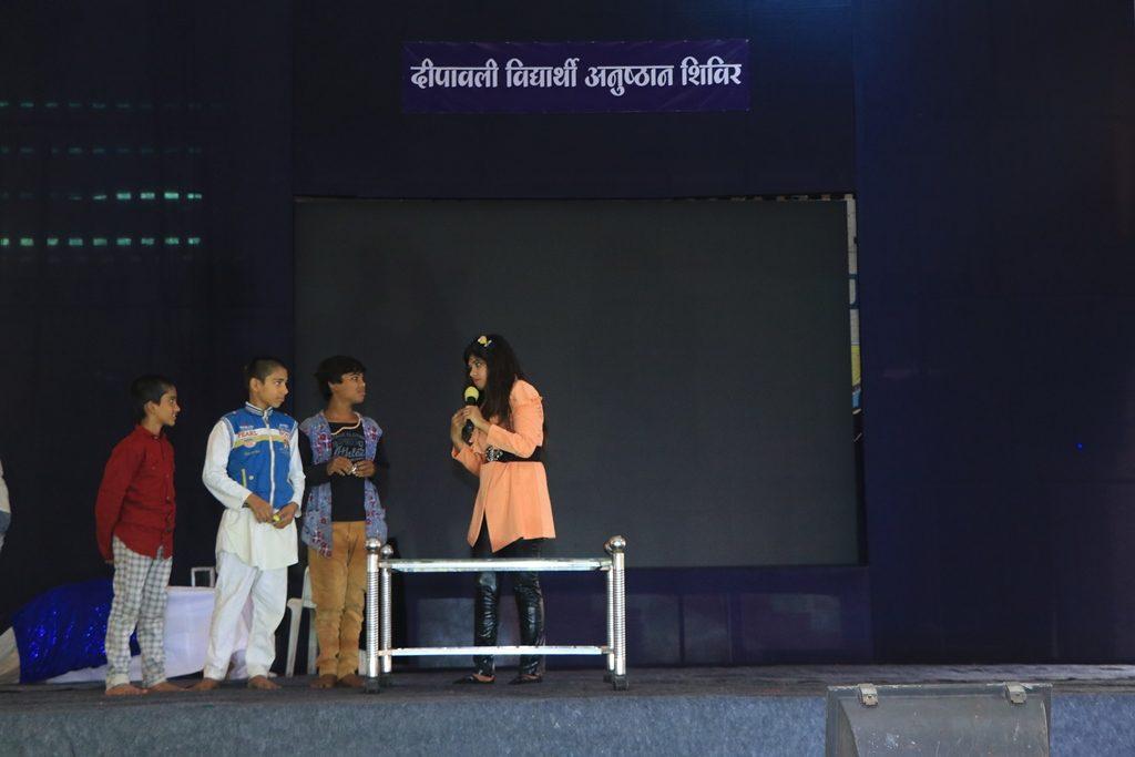 Diwali Vidyarthi Anushthan Shivir 2018