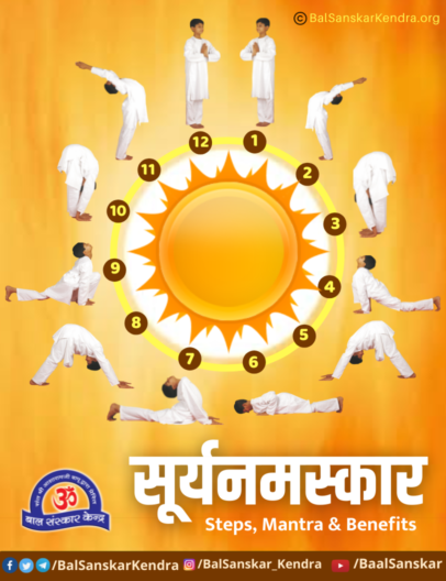 Surya Namaskar - Featured